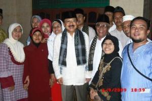 Foto bersama Gubernur DKI Jakarta